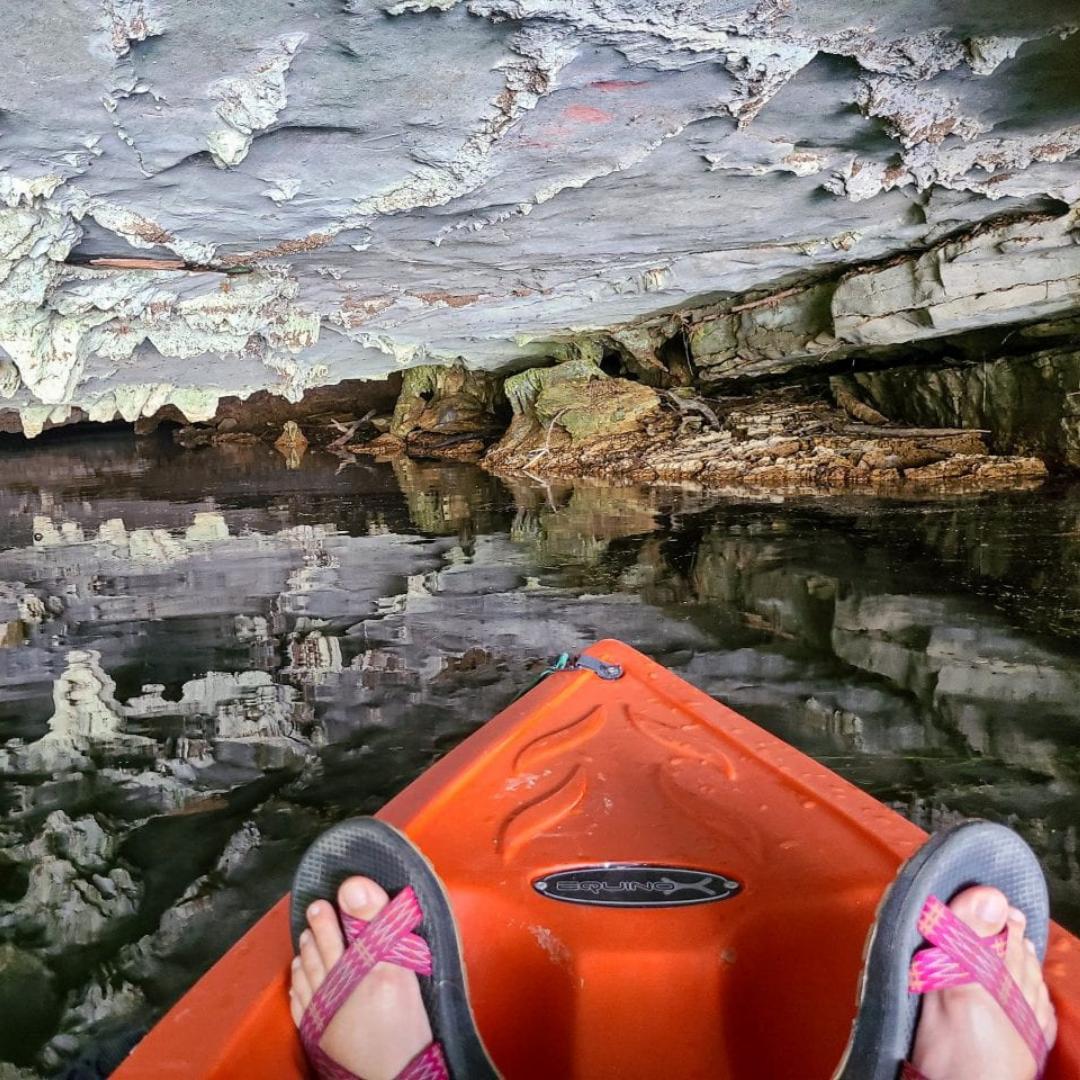 jackson county cave kayaking